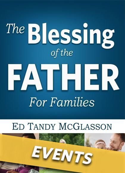 Custom Family Healing Conferences with Pastor Ed Tandy McGlasson